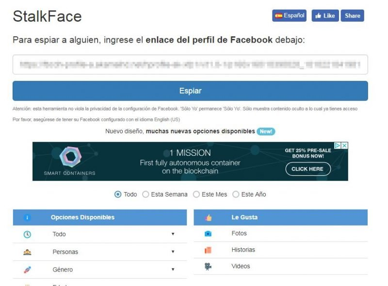 Herramientas para OSINT en Facebook | CiberPatrulla