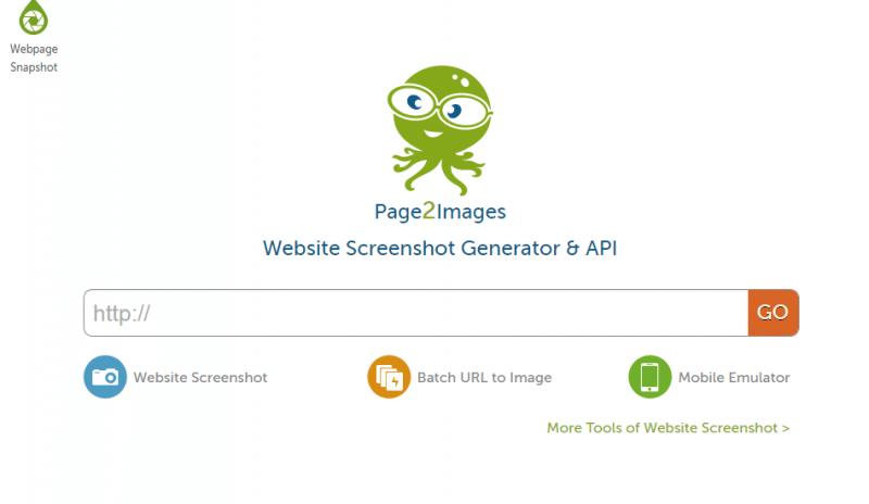 Capturadores de pantalla online