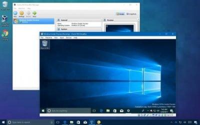 Instalar windows en VirtualBox