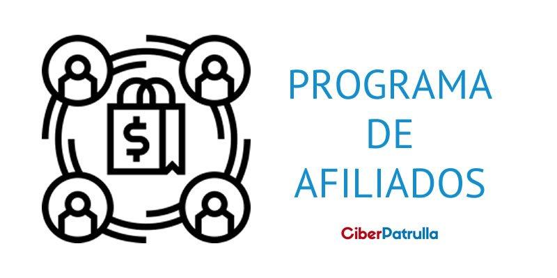 Programa de Afiliados de Ciberpatrulla