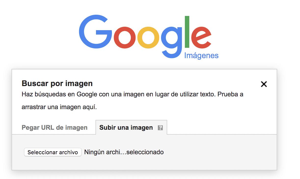 busqueda por imagenes