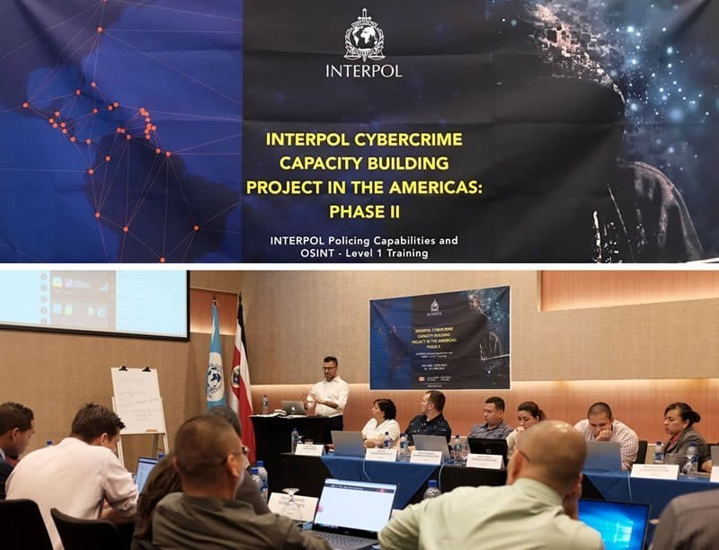 Curso Interpol OSINT