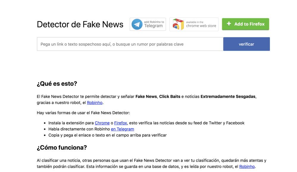 detectar noticias falsas