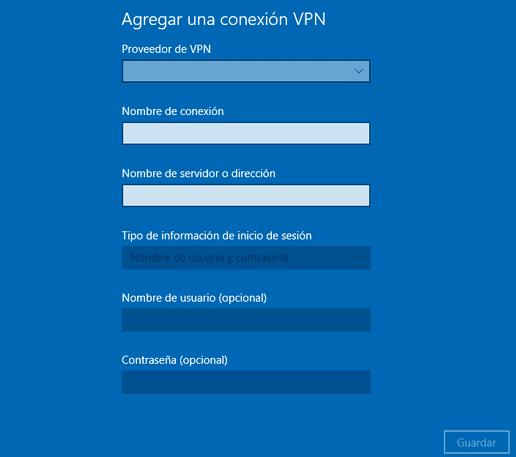 que es una red vpn