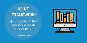osint framework