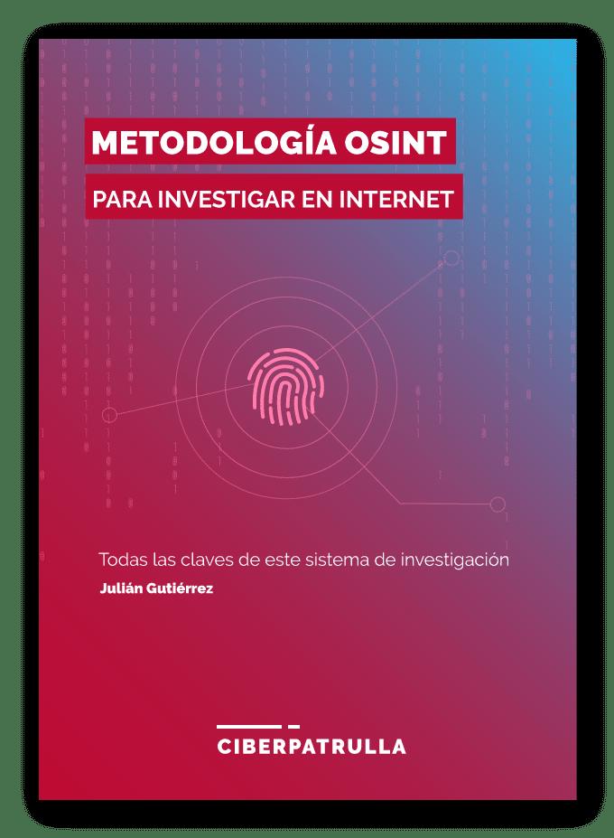 Ebook Ciberpatrulla OSINT