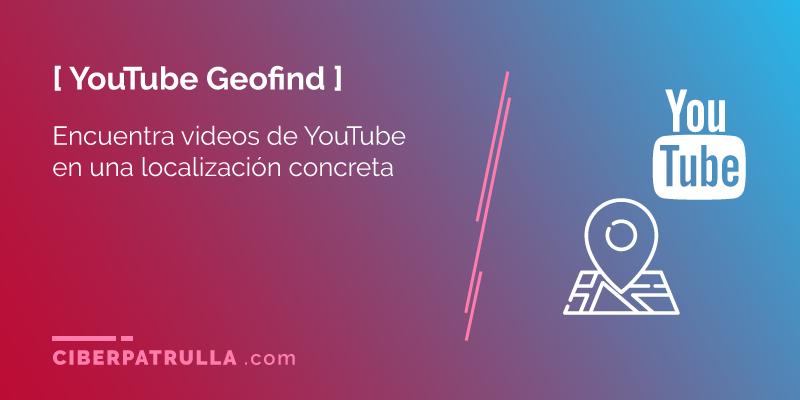 youtube geofind