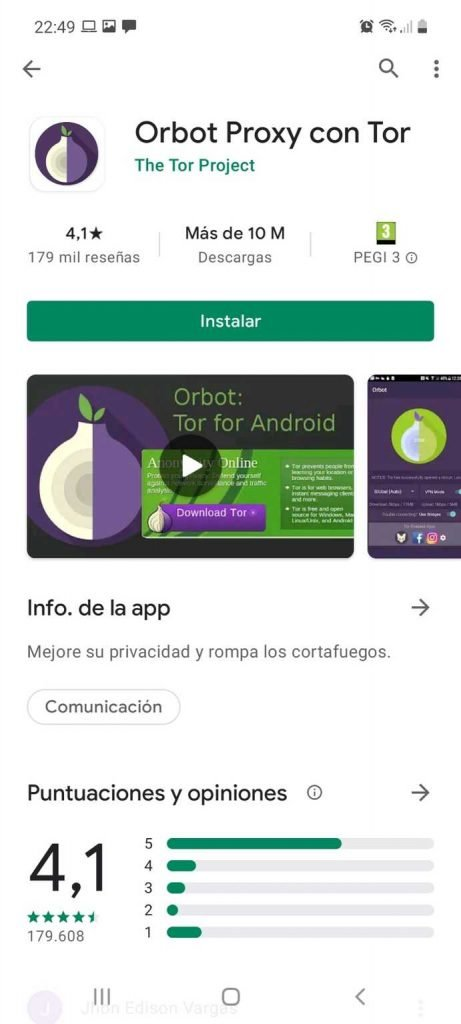 orbot-proxy